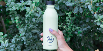 Quick Health Tips for Busy Mums Mint Green Water Bottle