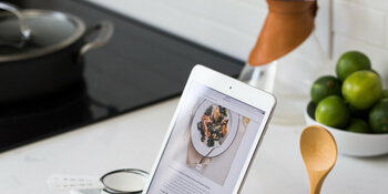 Quick Health Tips for Busy Mums Kitchen Prep with Recipe