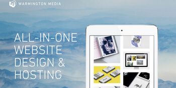 Digital Solutions For New Businesses Warmington Media Website Homepage